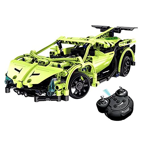 Rc kit amazon model kits build your own remote control carcrossrace electric kit toys114 24ghz construction kits setsgift toys for 12 years old boysgreen solutioingenieria Images