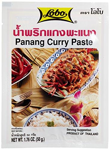 Lobo Würzpaste Panang Curry 50g, 12er Pack (12 x 50 g)
