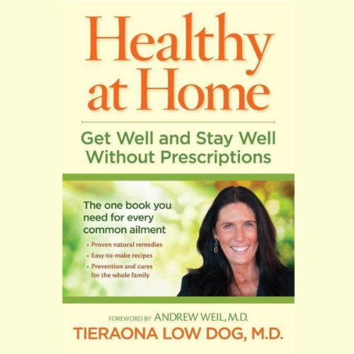 Healthy at Home  Audiolibri
