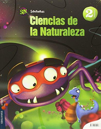 Ciencias de la Naturaleza 2º Primaria (Cantabria) (Superpixépolis) - 9788426396792