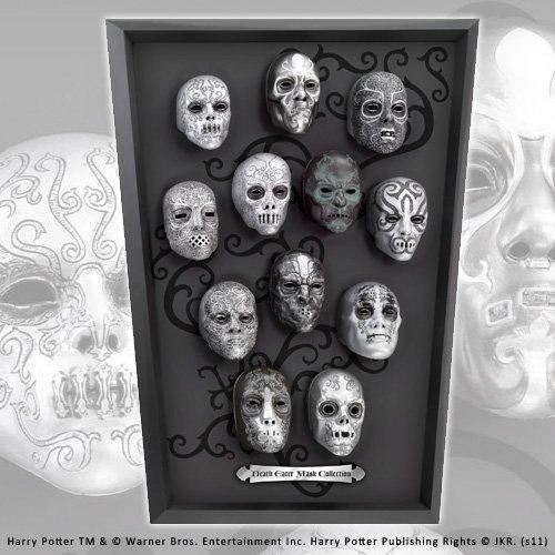 Noble Collection nn7396-Harry Potter Kollektion Masken der mangiamorte (Potter Masken Harry)