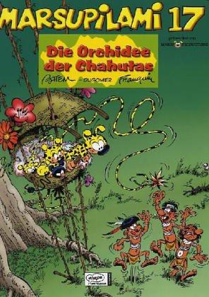 Bd.17 : Die Orchidee der Chahutas Orchidee-band