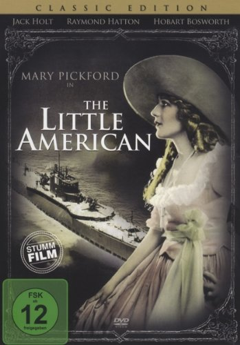 The Little American - Classic Edition (1917) [DVD]