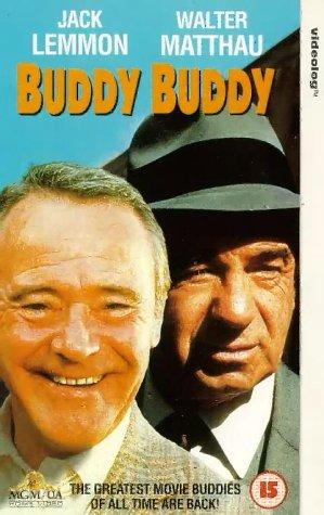 Buddy Buddy [UK-Import] [VHS] (Jack Sperling)