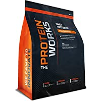 The Protein Works - Whey Protein 80 Concentré Avec Cuillère et Shaker Gratuits - Gagnante du Prix Meilleure Protéine...
