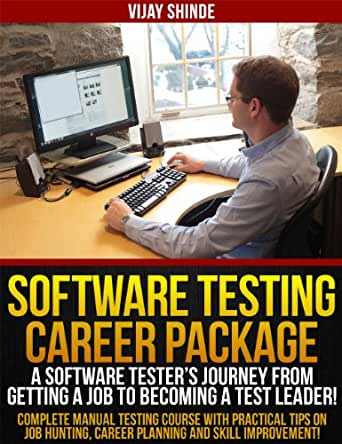 Software testing career package by vijay shinde