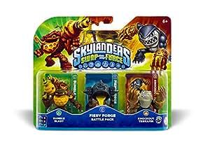 Skylanders Swap Force - Battle Pack (Bumble Blast, Terrafin, Caultron)