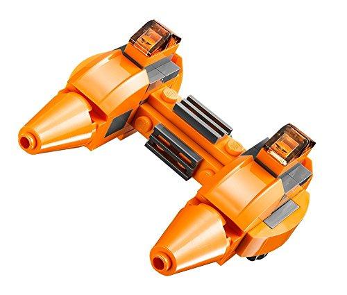 LEGO ® Star Wars Mini Twin-Pod Cloud Car aus 9678 mit BA / OHNE Figuren / NO FIGURES