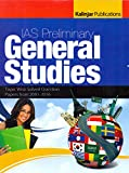 IAS Preliminary General Studies Topic Wise Solved Questions Papers from 2001 2016 9789351723318 available at Amazon for Rs.195.99