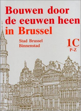 Brussel neerl binnenstad p z t1c par Collectif