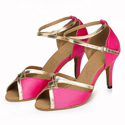 Miyoopark - Ballroom donna Pink-8.5cm heel