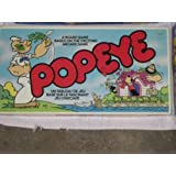 Popeye Board Game by Parker Brothers