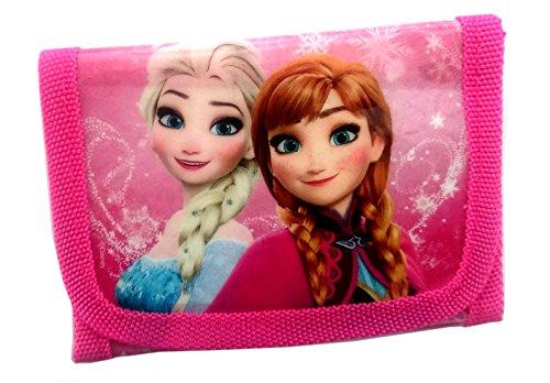 Disney Die Eiskönigin Frozen Anna und Elsa Geldbeutel Portemonnaie Disney-frozen-geldbörse