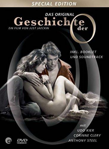 Geschichte der O - Das Original (1975) - UNCUT- 2-Disc Special Edition inkl. Soundtrack-CD & Booklet