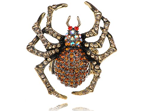 geant-metal-ton-light-topaz-strass-cristal-araignee-bug-justierbarer-bague