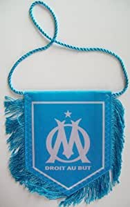 Fanion - Collection officielle - OLYMPIQUE DE MARSEILLE OM - Football Ligue 1