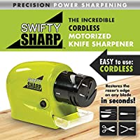 new arrive hot electric knife sharpener swifty sharp for kitchen-Cloudmall