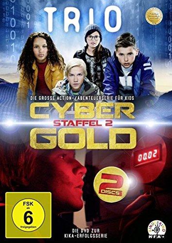 Cybergold: Staffel 2 (2 DVDs)