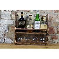 Whisky/Gin Rack/Shelf