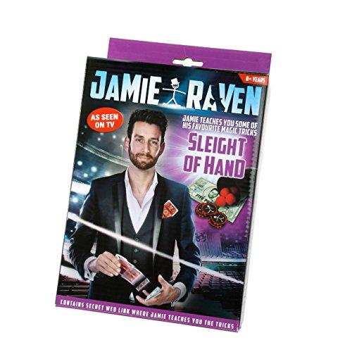 Paul Lamond 6665Jamie Raven Juego de Manos Magic Set