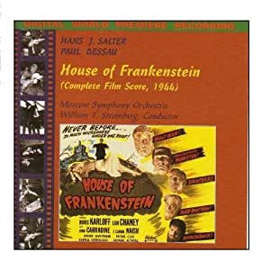 SALTER / DESSAU: House of Frankenstein by Marco-Polo (2006-08-01)