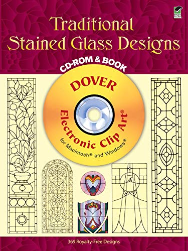 Traditional Stained Glass Designs PDF Books