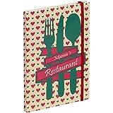 Pagna 31349–15–Cuaderno de recetas Mama 's restaurante 192S cuadriculado, A5