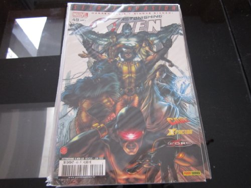 ASTONISHING X-MEN N° 49 (2009) comics vf