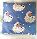 Kleines Schlafkissen Lavendel für Kinder, blau,Schlafhilfe Kinder, Kräuter kissen, Lavendelkissen, Geschenk, handmade Deutschland, baby, Geschenk, Weihnachten