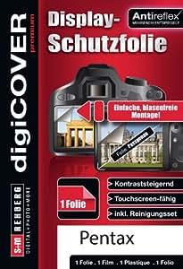 DigiCover N3437 protezione per schermo Pentax MX-1 1 pezzo(i)