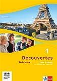 Découvertes / Cahier d'activités mit Audio-CD (MP3 für PC): Série jaune (ab Klasse 6) / Série jaune (ab Klasse 6)