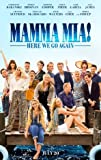 Import Posters MAMMA MIA! HERE WE GO AGAIN – U.S Movie Wall Poster Print - 30CM X 43CM Brand New