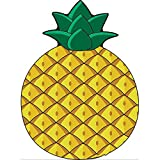Zantec Strandtuch von Sommer Mikrofaser rund Strandtuch Yogamatte im europäischen Stil Lebensmittel Fruit Strand Matte Decke Bad Handtücher, Doughnut Black