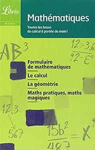 """Afficher """"Maths"""""""