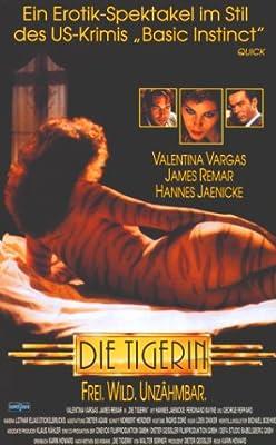 Die Tigerin [VHS]