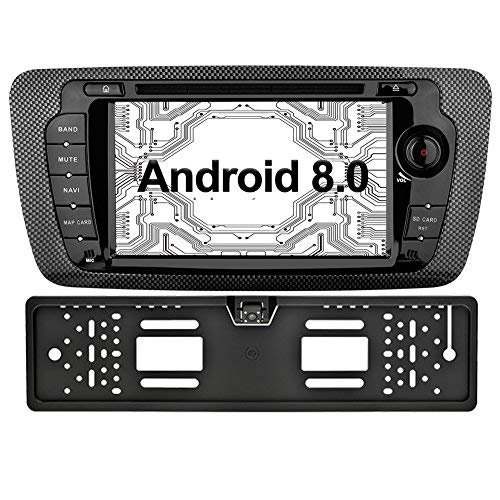 Ohok Android 8.0.0 Autoradio 7 Pulgadas 2 DIN Oreo Octa Core 4GB...