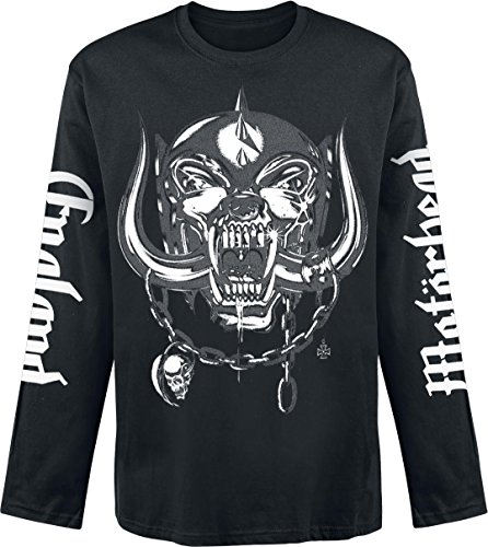 Motörhead England Longsleeve black L
