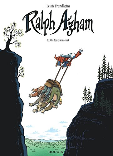 Ralph Azham - tome 10 - Un feu qui meurt par Trondheim