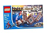 LEGO 4856 Super Heroes Marvel - Juego completo con guarida del Doctor Octopus de Spiderman 2