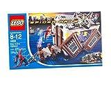 LEGO 4856 Super Heroes Marvel - Juego completo con guarida del Doctor Octopus de Spiderman 2