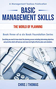 The World of Planning (Managers Toolbox Foundation Series Book 3) by [Thomas, Chris]