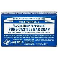 Organic Peppermint Soap Bar - 140g