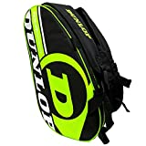 Paddle di Paddle Dunlop Tour Intro Nero/Giallo Fluo