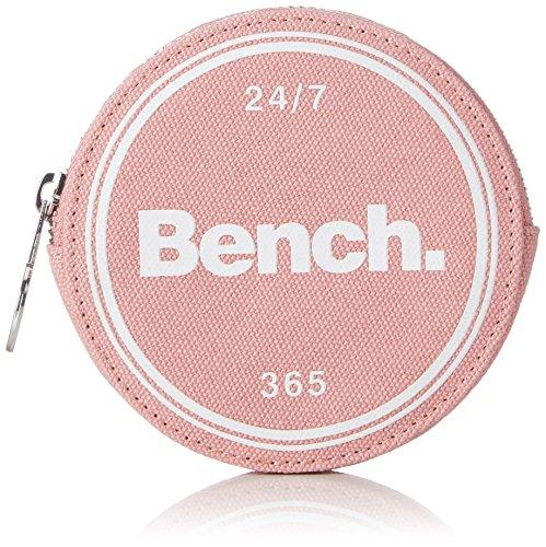 Bench Damen Fun Purse Portemonnaies, Light Pink, One Size - Bench Zubehör