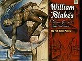 William Blake's Divine Comedy Illustrations: 102 Full-Color Plates (Dover Fine Art, History of Art) by William Blake (2008-09-19)