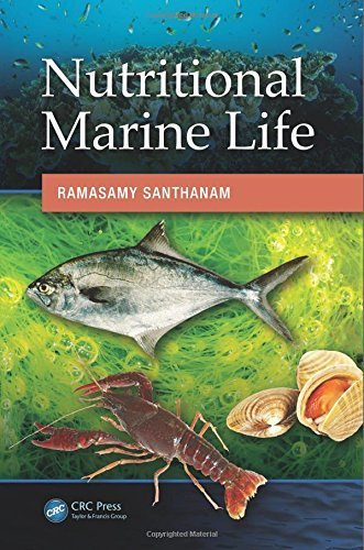 Nutritional Marine Life by Santhanam, Ramasamy (2014) Hardcover