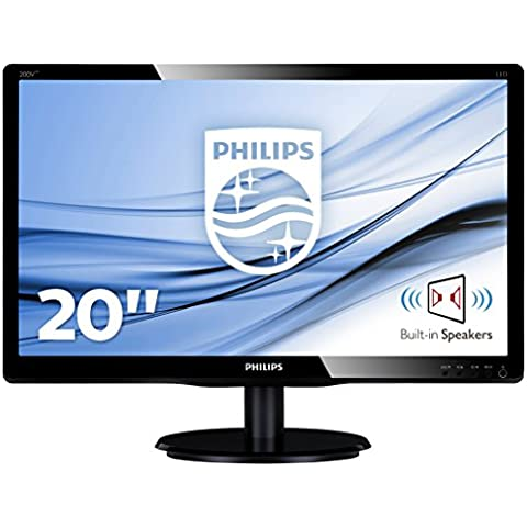Philips 200V4LAB2/00 - Monitor de 19,5