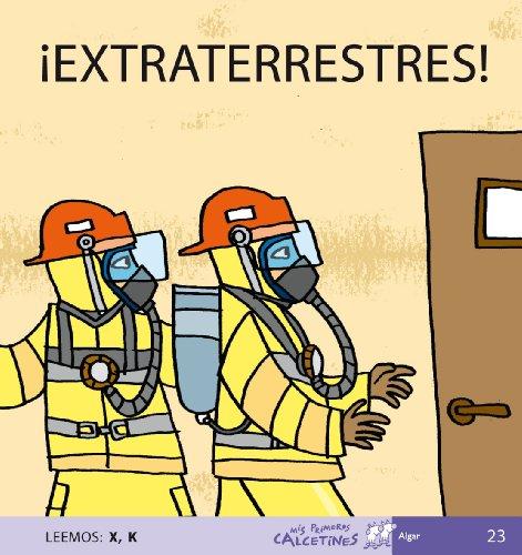 ÍExtraterrestres! - Mayúscula (MIS PRIMEROS CALCETINES) - 9788496514294