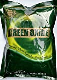 GOLCHHA Oxide Flooring Color : Green 1/2 Kg