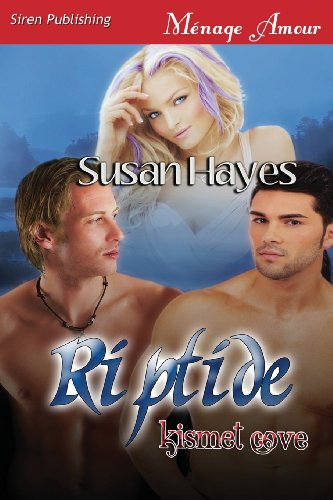 Riptide [Kismet Cove] (Siren Publishing Menage Amour)
